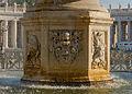 Fountain Saint Peter's Detail square Vatican City.jpg