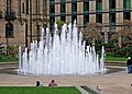 Fountain by Sheffield Town Hall - geograph.org.uk - 1277289.jpg