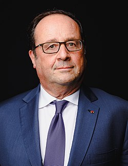 François Hollande en 2017
