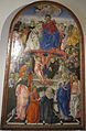 Francesco di giorgio e collaboratore, incoronazione di maria, 1472-74.JPG