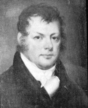 Francis Bloodgood - Francis Bloodgood around 1810, attributed to Ezra Ames