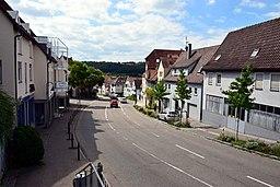 Franckstraße in Vaihingen an der Enz