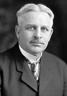 Frank Putnam Flint American politician