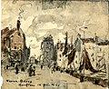 Frank Boggs, Honfleur, 16 juin 1921, Musée d'art et d'histoire de la ville de Meudon.jpg