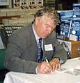 Frank Delaney at book signing.jpg