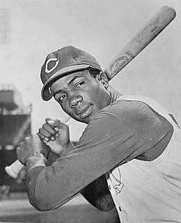 Frank Robinson American professional baseball player, outfielder, manager