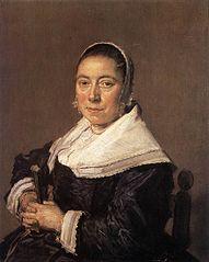 Portrait of Maria Vernatti