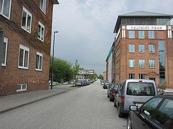 Fraunhoferstraße, 2012