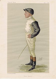 Fred Barrett (jockey) English horse racing jockey