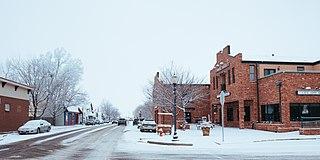 Frederick, Colorado Statutory Town in Colorado, United States