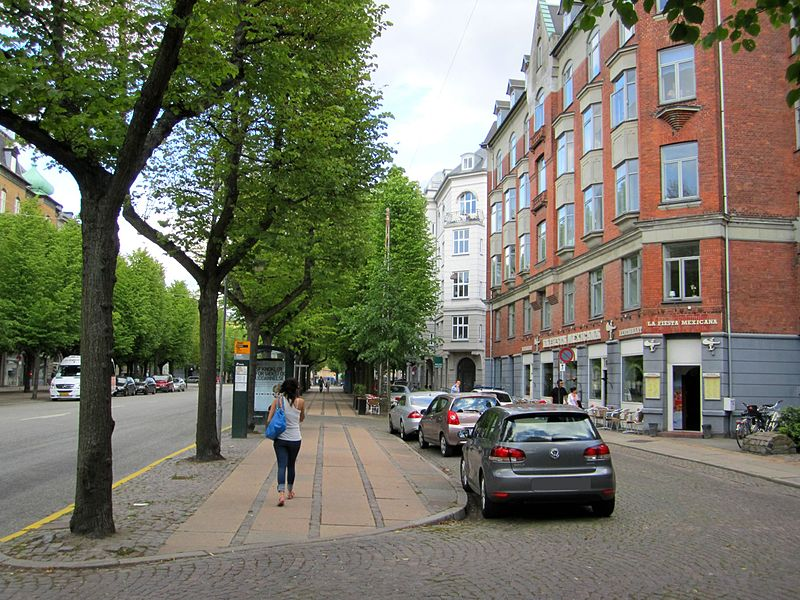 File:Frederiksberg Allé - parking lanes.jpg
