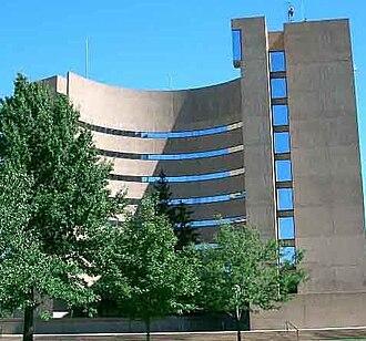 State University of New York at Fredonia - Image: Fredonia 2005