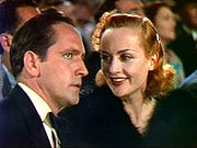 Fredric March and Carole Lombard in Nothing Sacred 1.jpg