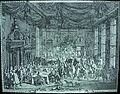 Fredstaflet på Frederiksborg Slot ved Freden i Roskilde 3. marts 1658.jpg