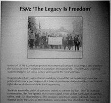 Free Speech Movement Cafe Menu