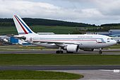 French Air Force Airbus A310-300 Watt