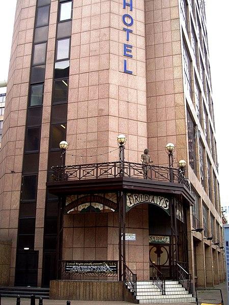 Hotel Britannia Canary Wharf London