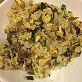 Fried rice with pickled Takana greens 高菜チャーハン.jpg