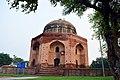 Front view of the Tomb of Nawab Bahadur Khan.jpg