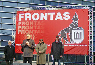 Front Party - Leaders of Front party