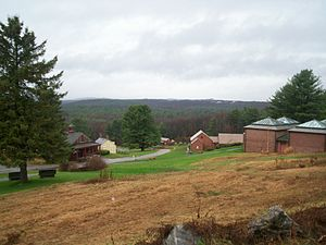 Harvard, Massachusetts - Fruitlands Museum, 2008