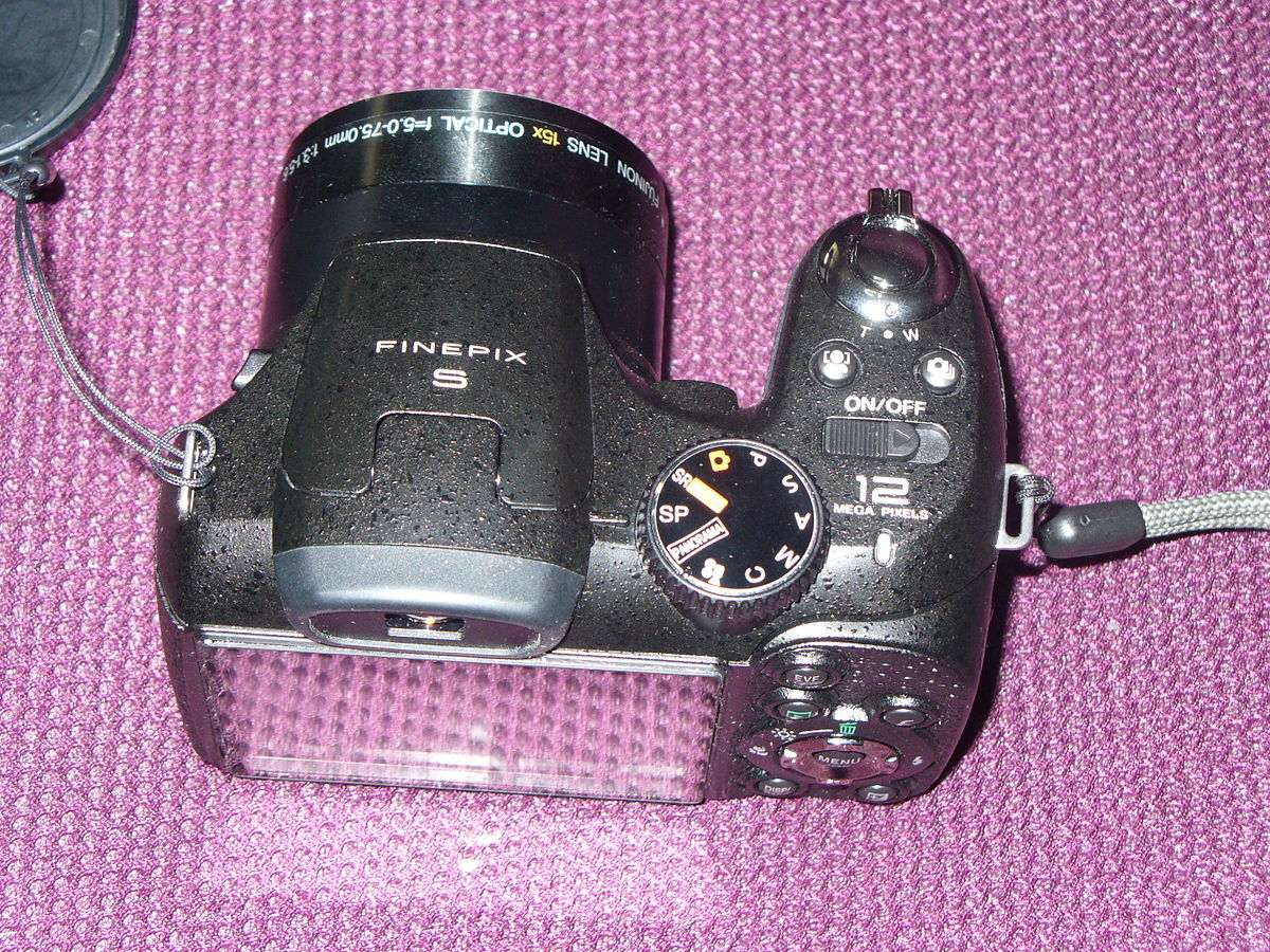 Fujifilm finepix s1600 wikipedia for Prix fujifilm finepix s1600