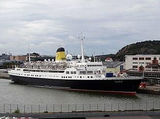 Portuscale Cruises - Image: Funchal Göteborg 01