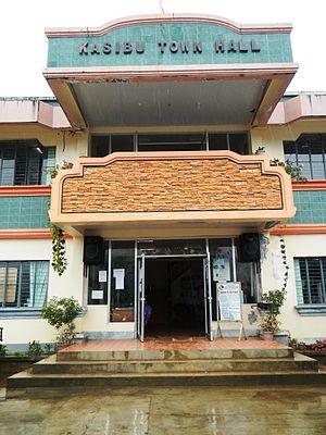 Kasibu - Image: Fvf Kasibu Hall 8860a 40