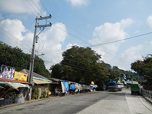 Sablan, Benguet - Image: Fvf Sablan Benguet 0159 14