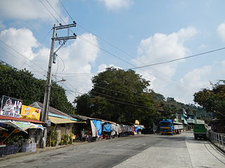Sablan, Benguet Municipality in Cordillera Administrative Region, Philippines