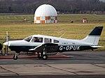 G-OPUK Piper Cherokee Warrior 28 (32420454306).jpg