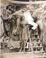 G.A. Sartorio in his studio 1910 ca.png