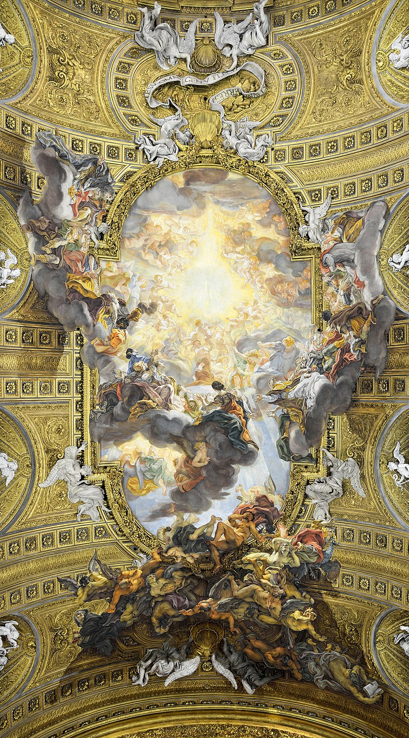 Baroque Architecture Sculpture