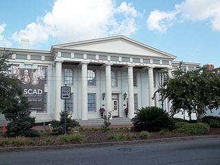 SCAD Museum of Art Art museum in Georgia, United States