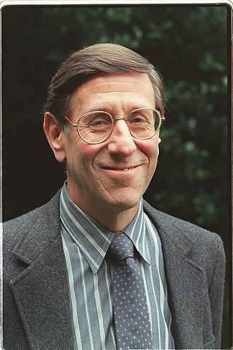 Gerald Nachman - Nachman in 1995
