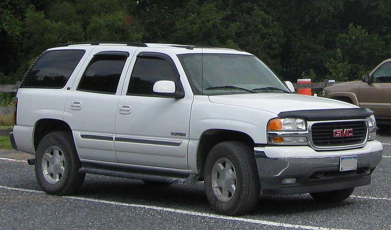 800Px GMC Yukon GMT800
