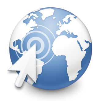 GNOME Web - Image: GNOME Web logo