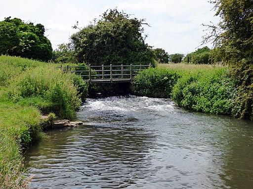 GOC Letchworth to Ickleford & Arlesey 075 River Hiz (51274635218)