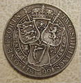 GREAT BRITAIN, VICTORIA 1899 -FLORIN a - Flickr - woody1778a.jpg