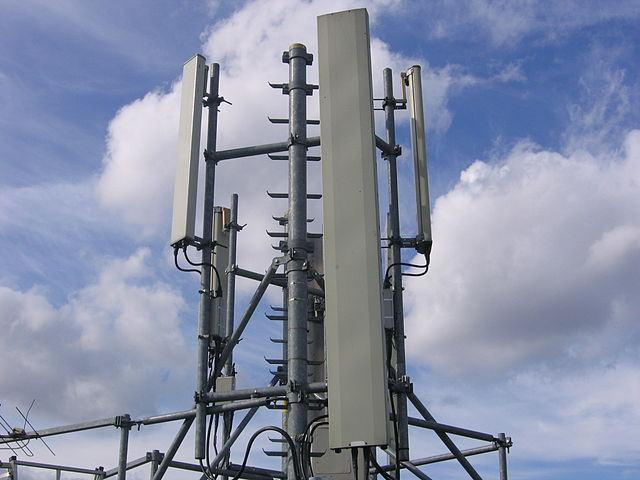picture of a cellphone tower