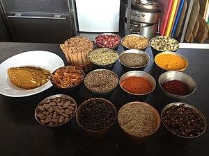 Hyderabadi haleem - Spices used in preparing Hyderabadi Haleem