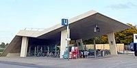 Garching Forschungszentrum, U-Bahnhof, Zugang, 2.jpeg