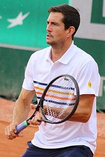 Guillermo García López Spanish tennis player