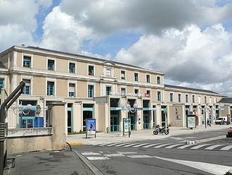 Gare d'Angoulême - Angoulême railway station
