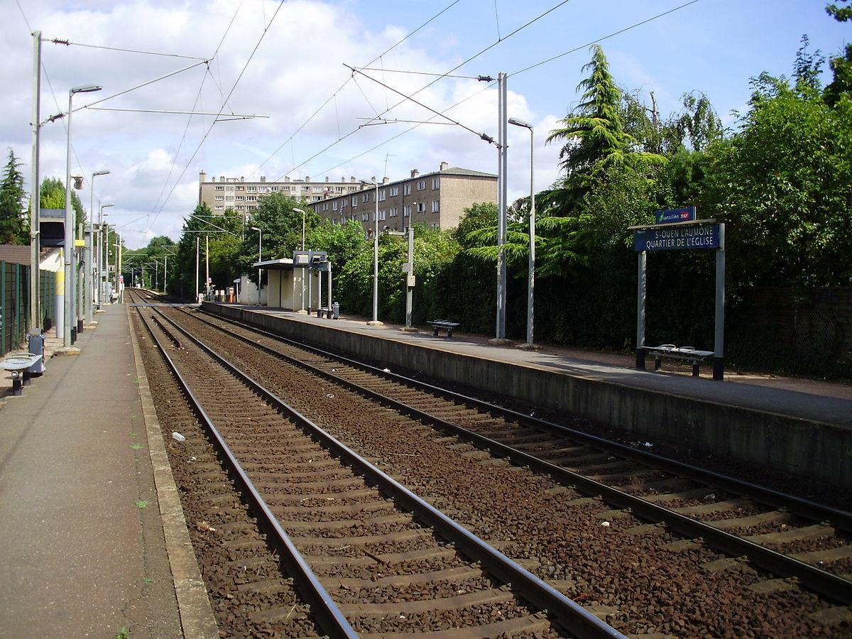 Ligne D 39 Ach Res Pontoise Wikip Dia