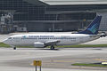Garuda Indonesia B737-300(PK-GGO) (4441022306).jpg
