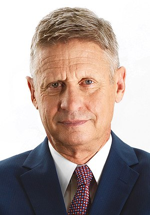 United States third-party and independent presidential candidates, 2016 - Image: Gary Johnson June 2016