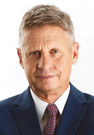 2016 United States presidential election in Oklahoma - Image: Gary Johnson June 2016