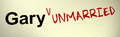 Gary Unmarried Logo red.png