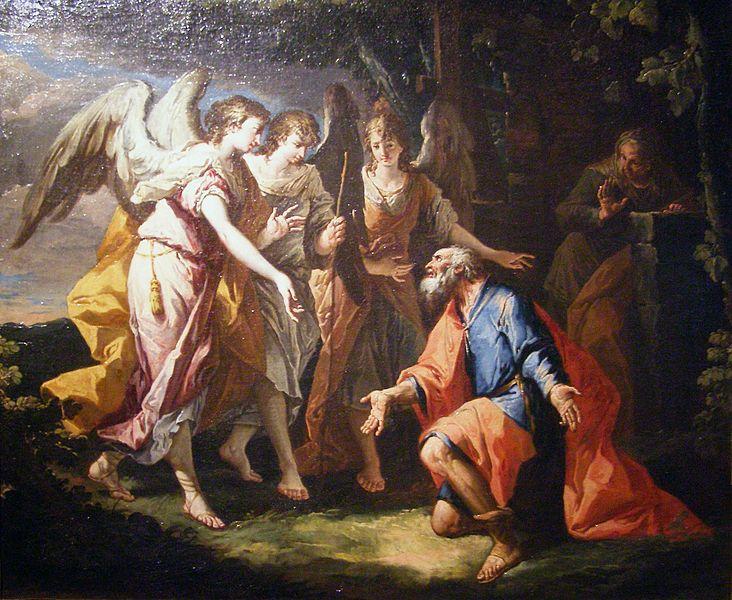 File:Gaspare Diziani Trzej aniolowie u Abrahama.jpg